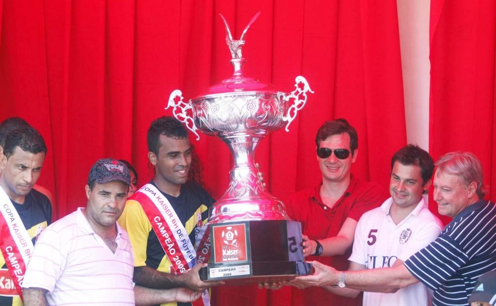 foto final Copa Kaiser BH